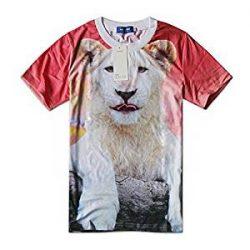 Pink Lion Tshirt