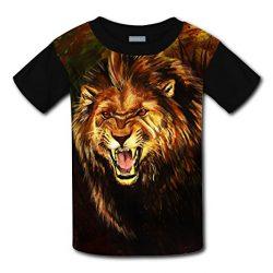 Black Lion Roar Tshirt